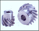Stainless Steel Screw Gears [SUN]