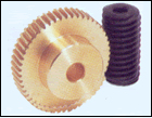 Worms,Bronze Worm Gears [SW-BG]
